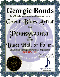 Pennsylvania Blues Hall of Fame